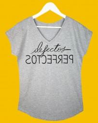 Camiseta Defectos Perfectos