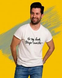 Camiseta Caracter chico