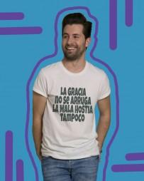 Camiseta Gracia chico