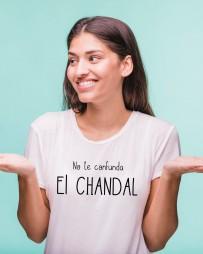 Camiseta By Chenoa)
